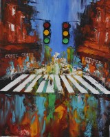 """Sounds Of  city"", Iva Georgieva 