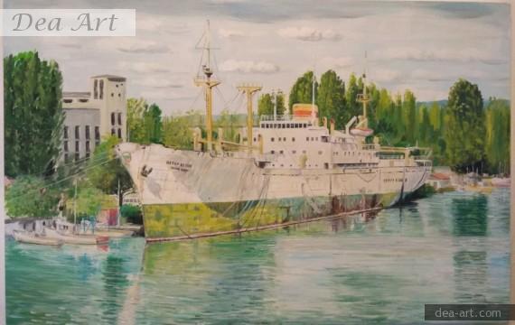 кораб Петър Берон