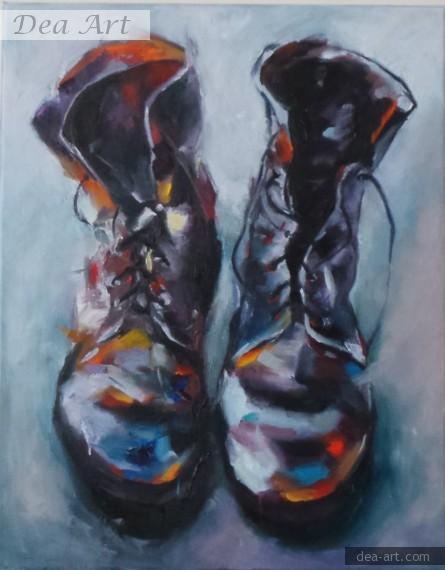 Старите обувки-2
